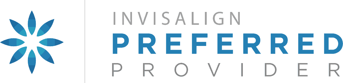 Invisalign Preferred Provider logo.