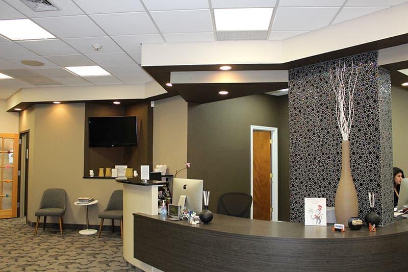 office interior - schulhof center for orthodontics