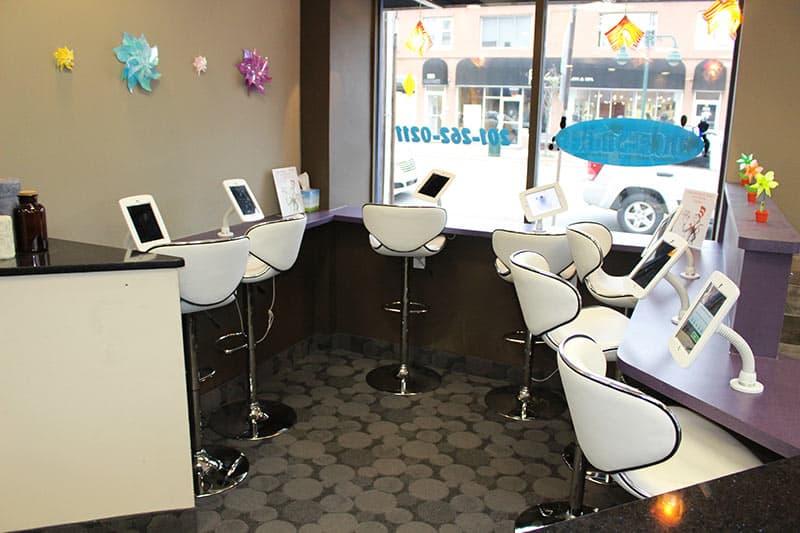 waiting room - schulhof center for orthodontics