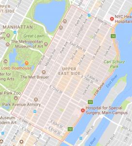 upper east side newyork