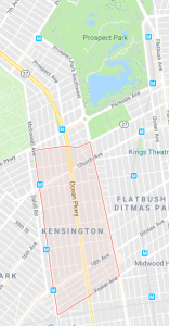 map of kensington brooklyn I Heart Kensington Brooklyn Ny Dr Adam Schulhof Loves The Place map of kensington brooklyn