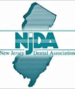 New Jersey Dental Association logo.