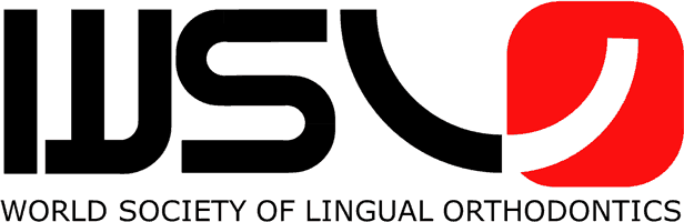 World Society of Lingual Orthodontics logo.