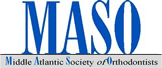 Middle Atlantic Society of Orthodontists logo.