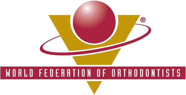World Federation of Orthodontists logo.