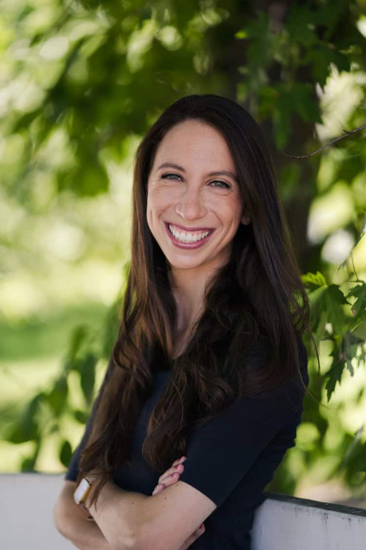 Orthodontist Rebecca Eis